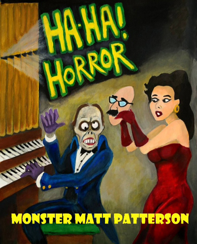 Ha-Ha Horror Joke Book